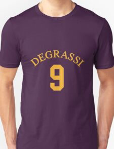 Drake Jimmy Brooks 9 Degrassi Community School Panthers Basketball Shirt T-Shirt