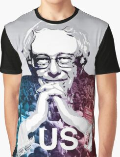 US - Bernie Sanders Art Graphic T-Shirt