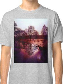 Tree Reflection Classic T-Shirt