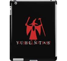 Lord Of The Ring Gandalf iPad Case/Skin