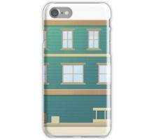 Western Hotel iPhone Case/Skin
