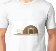 Western Gold Mine  Unisex T-Shirt