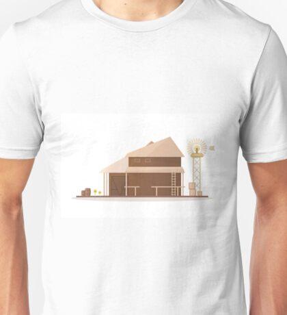 Western Barn Unisex T-Shirt