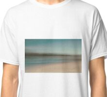 Fraser River abstract ll Classic T-Shirt