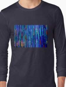 Ceramic tiles mosaic Long Sleeve T-Shirt
