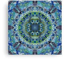 Batik pattern Canvas Print