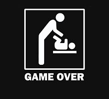 New Baby Game Over Unisex T-Shirt