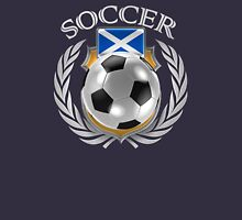 Scotland Soccer 2016 Fan Gear Unisex T-Shirt