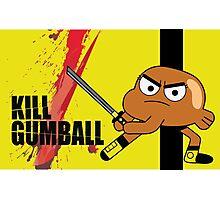 Kill Gumball Photographic Print