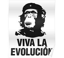 Viva la evolucion - cuban parody Poster