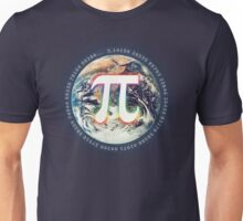 Pi Number on Earth Unisex T-Shirt