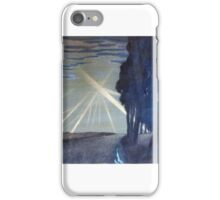 Henri Meunier the searchlights iPhone Case/Skin