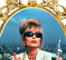 Absolutely Fabulous Patsy Sticker