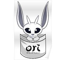 Ori And The Blind Forest, Ori pocket Poster