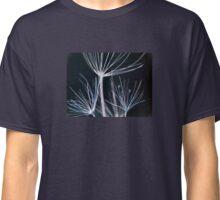 Botanical in Dark Blue Classic T-Shirt