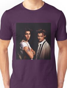 Leonardo DiCaprio and Johnny Depp Unisex T-Shirt