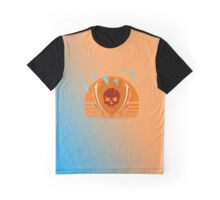 Aces High (Background). Graphic T-Shirt