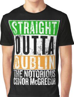 outta Dublin Conor McGregor Graphic T-Shirt