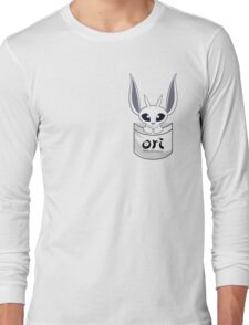 Ori And The Blind Forest, Ori pocket Long Sleeve T-Shirt