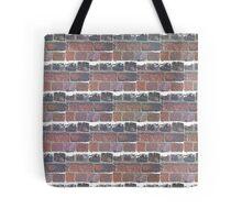 brick drawings Tote Bag