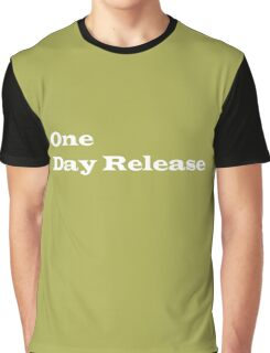 One Day Release Graphic T-Shirt