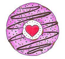 Donut Love Photographic Print
