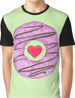 Donut Love Graphic T-Shirt
