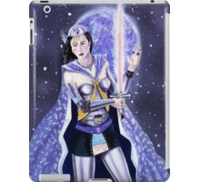 Warrior Class Woman - Mercury iPad Case/Skin