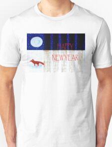 HAPPY NEW YEAR 9 Unisex T-Shirt