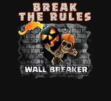 Wall Breaker Break The Rules COC Halloween Unisex T-Shirt