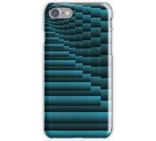 Blue Geometrics iPhone Case/Skin