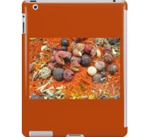 Sharp Pepper And Spices  iPad Case/Skin
