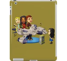 When's My Turn? iPad Case/Skin