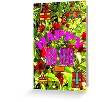 HAPPY NEW YEAR 6 Greeting Card