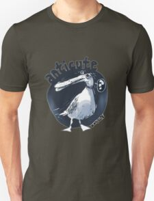 confused white duck  T-Shirt
