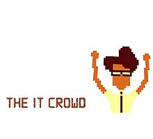 The IT Crowd Photographic Print