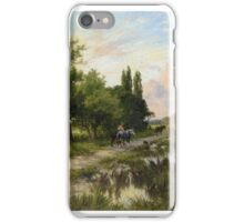 Henry Parker - Homewards iPhone Case/Skin