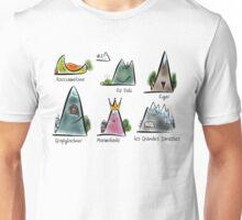#7 Montagnette Unisex T-Shirt