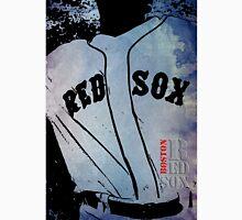 Boston Red Sox, baseball team, wall art print, typography Classic T-Shirt