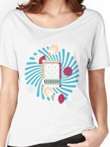 Amanita Box Women's Relaxed Fit T-Shirt