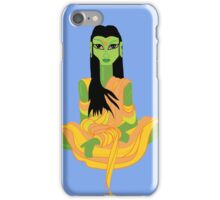 Green Yogi iPhone Case/Skin