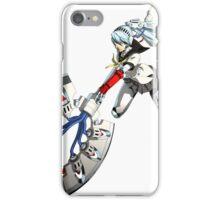 Yasogami's Steel Council President iPhone Case/Skin