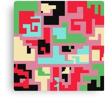 KindOfTetris Canvas Print