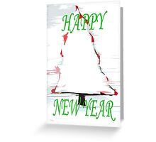 HAPPY NEW YEAR 25 Greeting Card