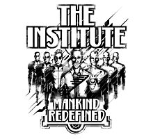 The Institute - Mankind Redefined Photographic Print