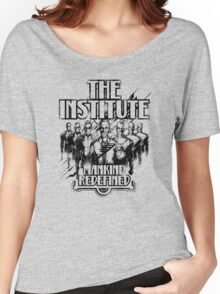 The Institute - Mankind Redefined Women's Relaxed Fit T-Shirt