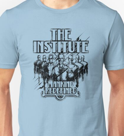 The Institute - Mankind Redefined Unisex T-Shirt