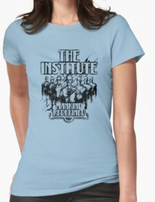The Institute - Mankind Redefined Womens Fitted T-Shirt