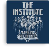 The Institute - Mankind Redefined G Canvas Print
