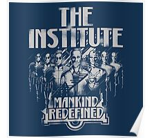 The Institute - Mankind Redefined G Poster